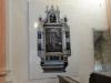 Fotografia ołtarza z dawnej kaplicy ewangelickiej