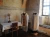 Ekumeniczno-historyczne stroje liturgiczne w kaplicy